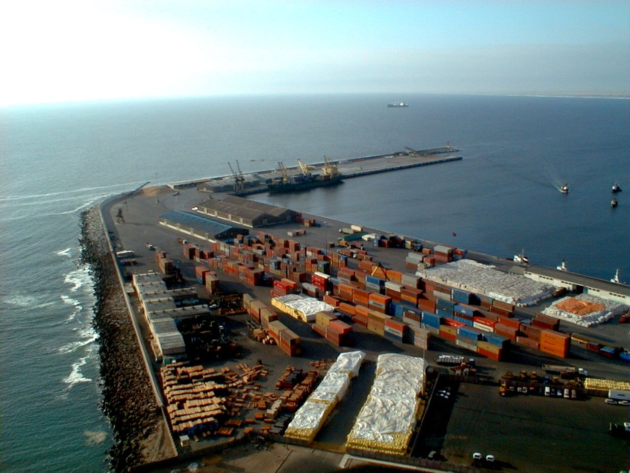 Port of Arica