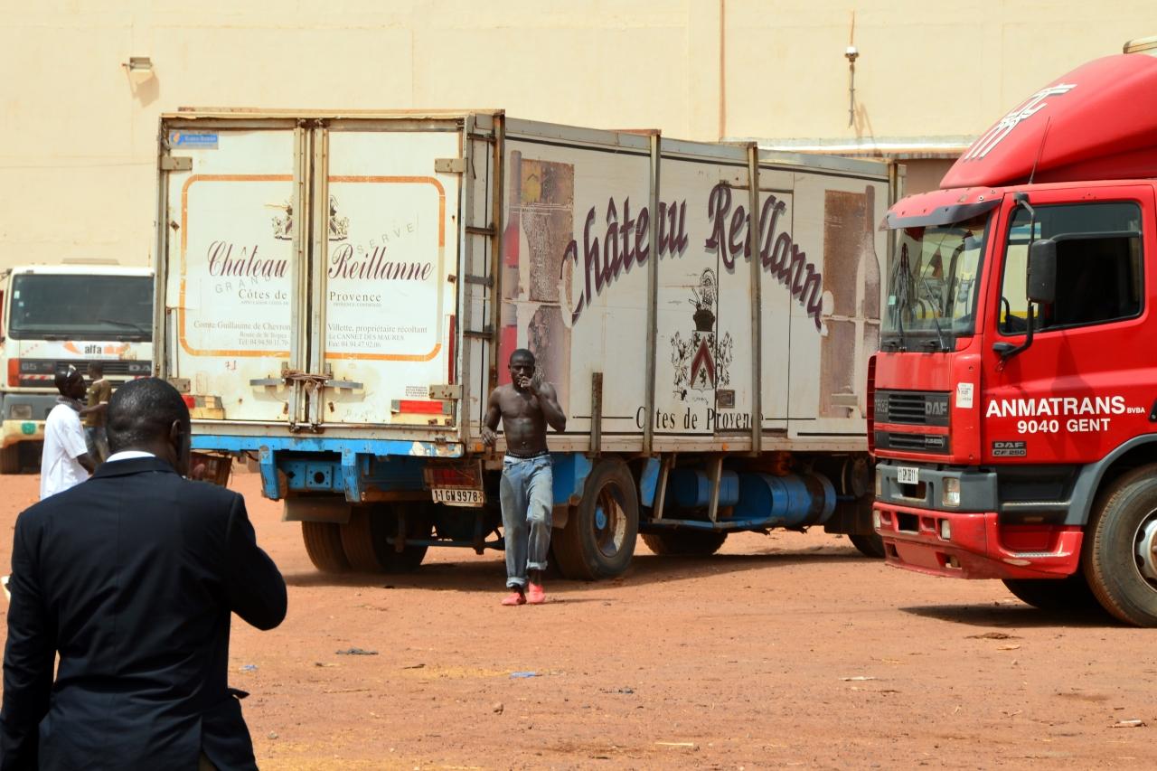 Ouaga gare dryport