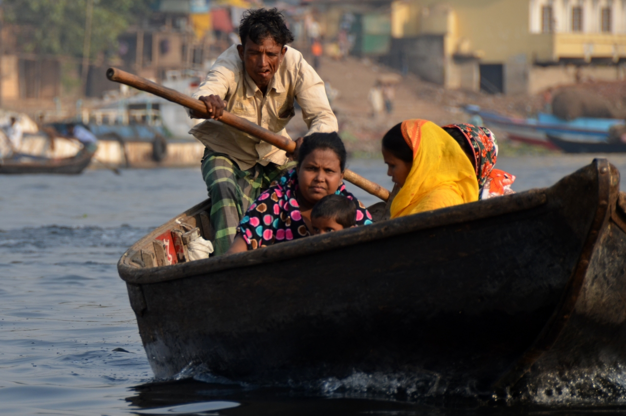 Bangladesh, waterway transport