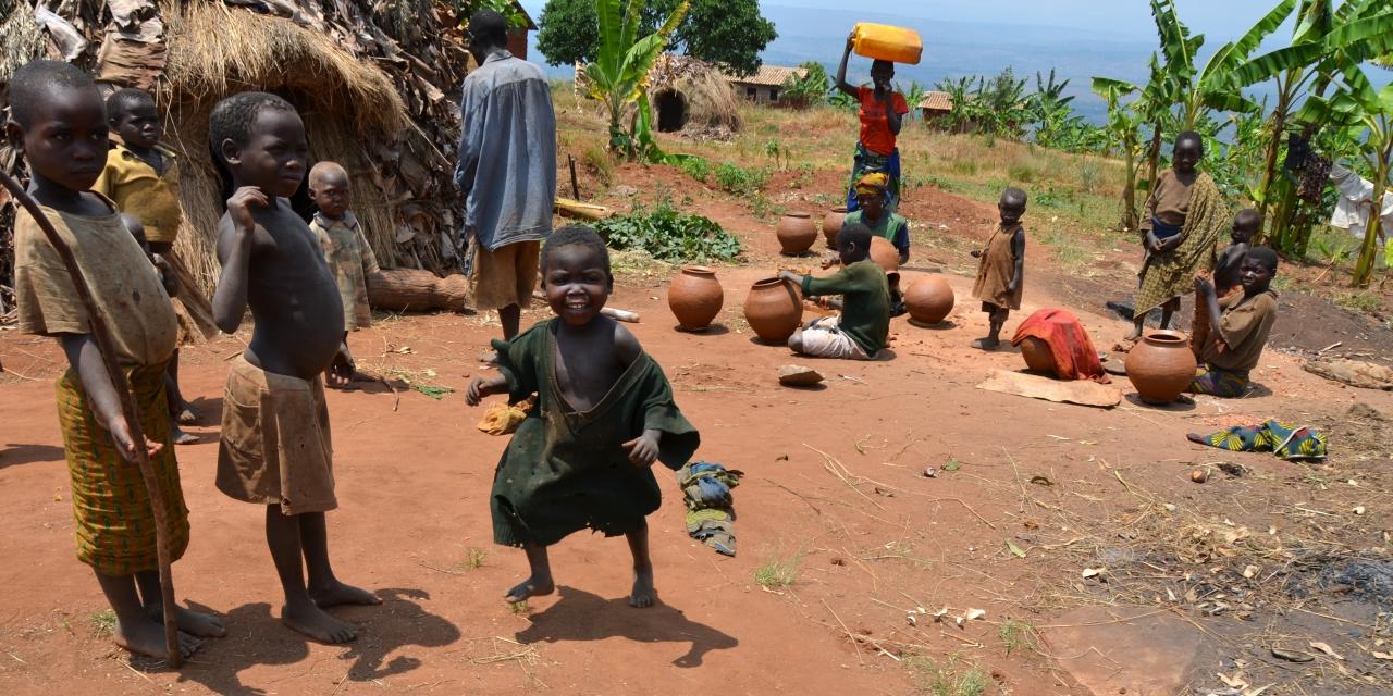 Bujumbura and surroundings