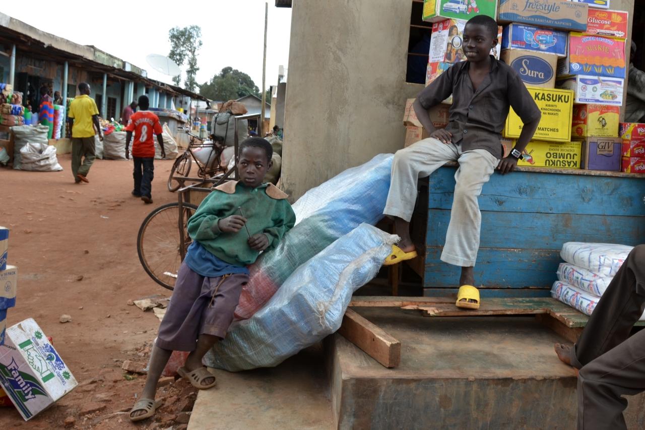 Tanzania-Burundi border