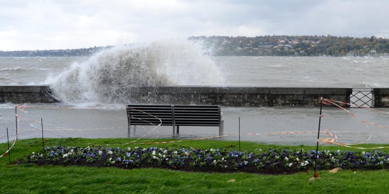 Stormy Geneva