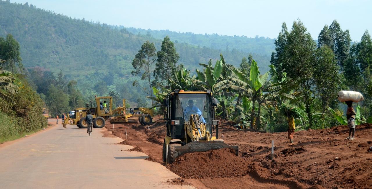 Rwanda Northern Corridor