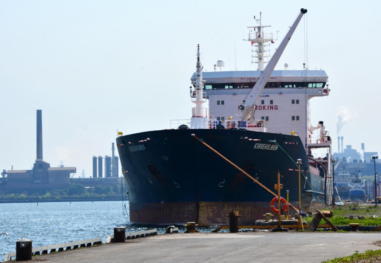 Hamilton port, Canada