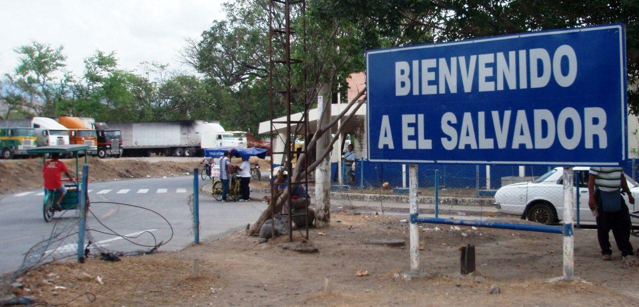 Guatemala-El Salvador border
