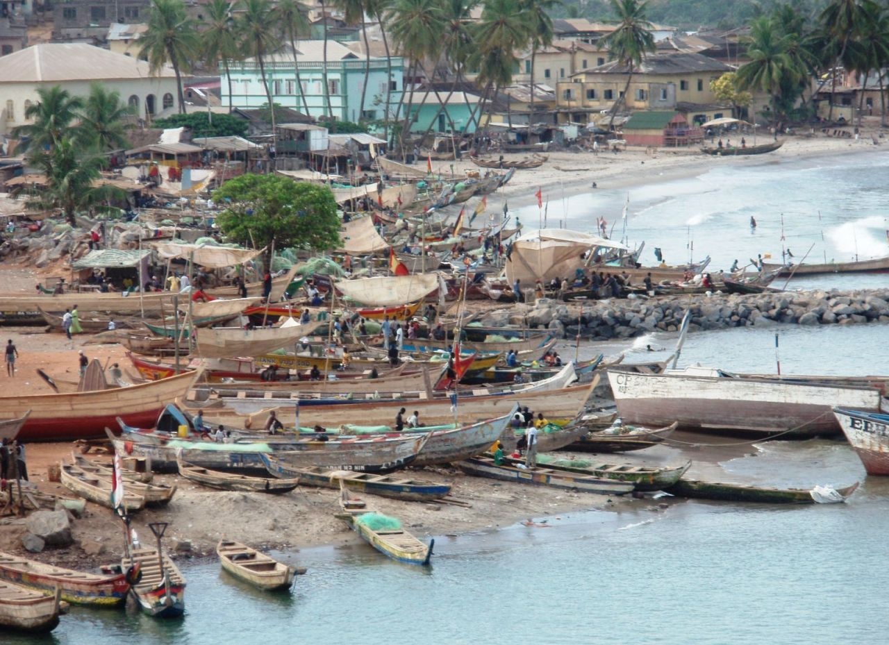 Accra and Tema