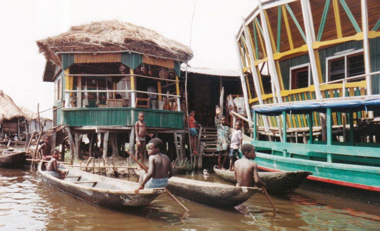 """Cotonou (""""Cototrou"""")"""