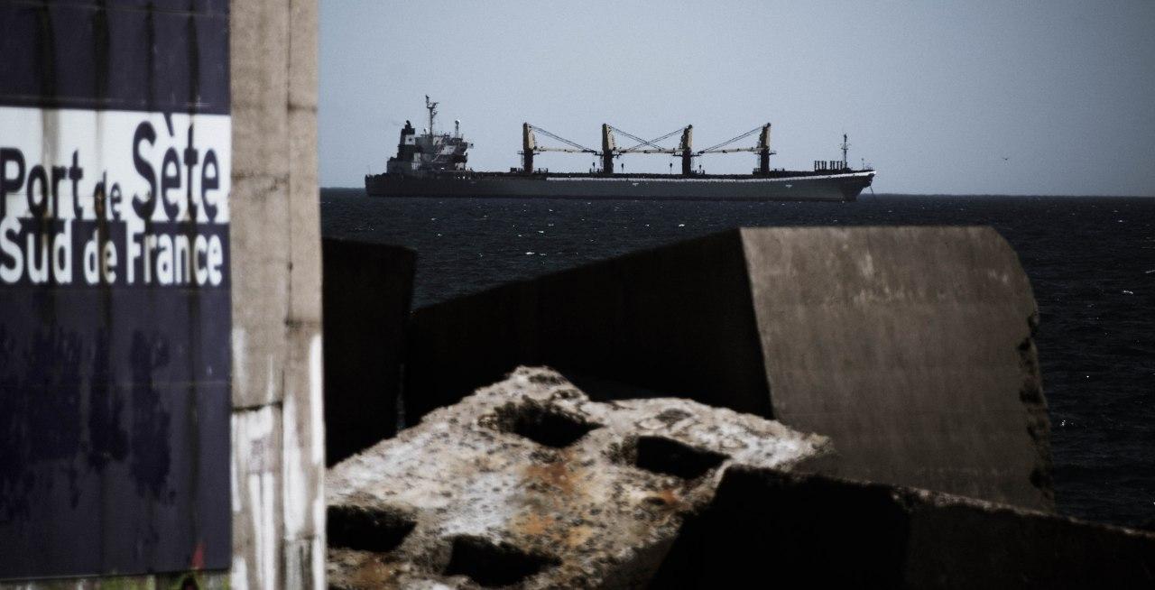 Le port deSète