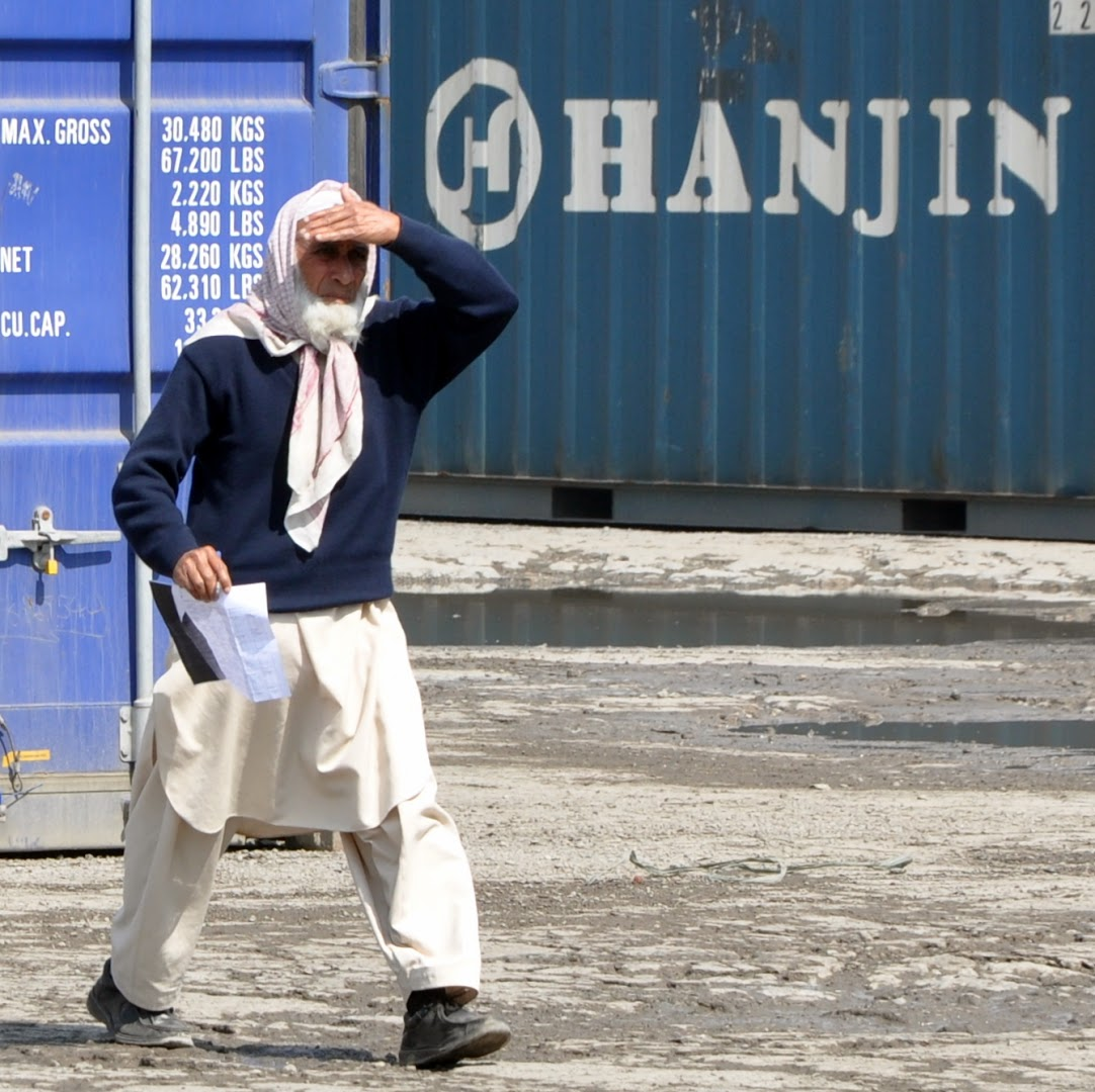 The #HanjinShipping demise for dummies [economists]