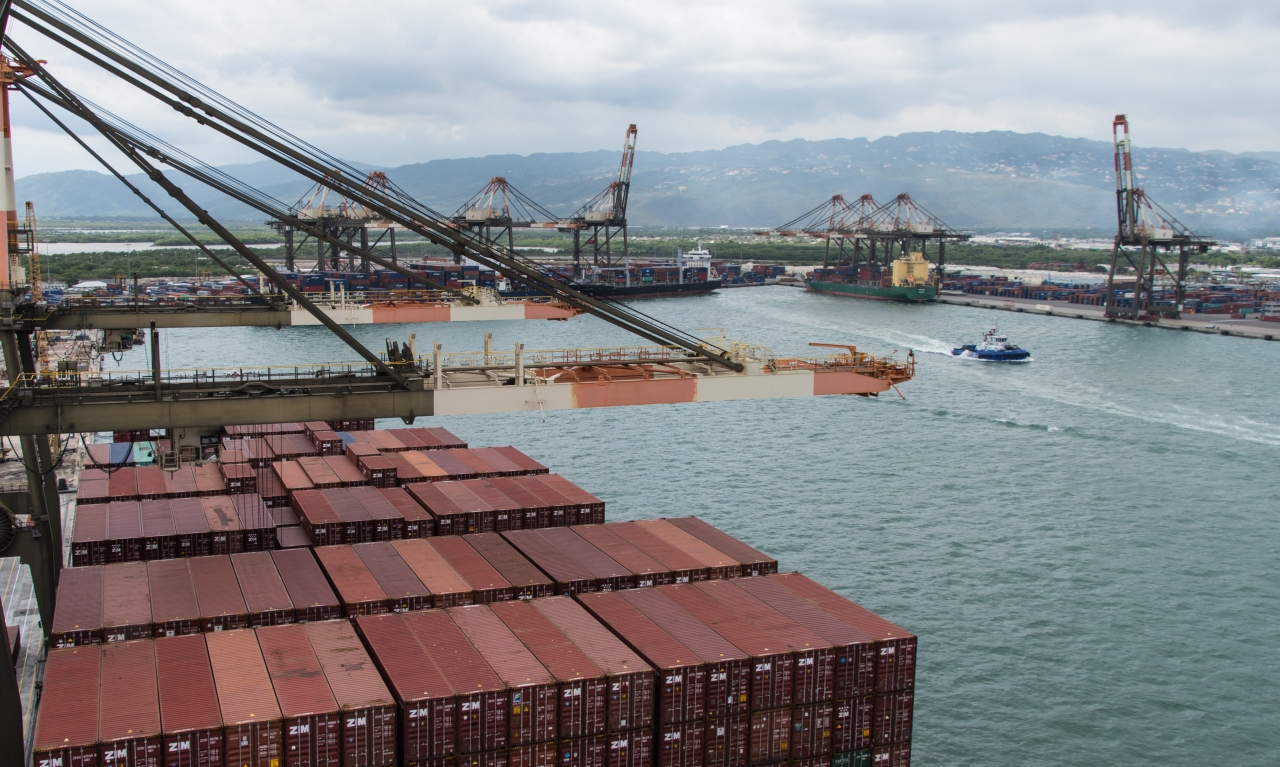 Kingston Container Terminal (KCT)