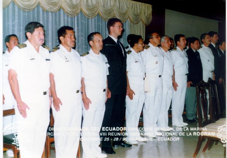JH en Ecuador 1996
